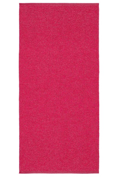 Single Plastmatta Cerise 70x100